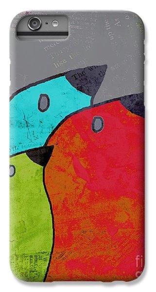 Birdies - V11b IPhone 7 Plus Case