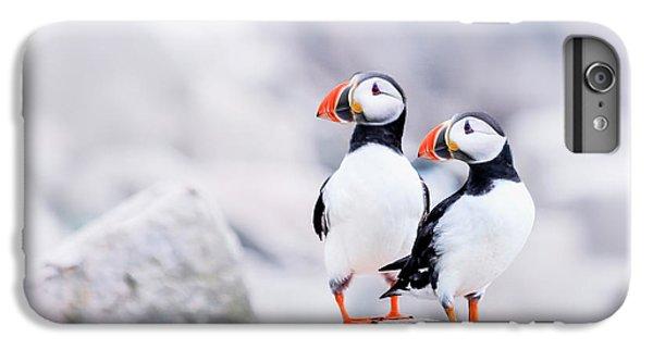 Birdland IPhone 7 Plus Case by Evelina Kremsdorf