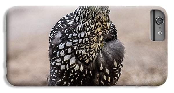 Black And White Chicken IPhone 7 Plus Case