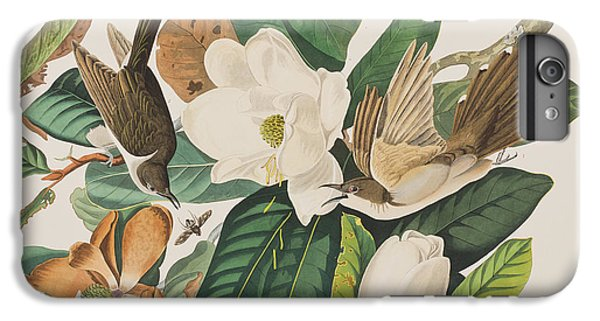 Cuckoo iPhone 7 Plus Case - Black Billed Cuckoo by John James Audubon