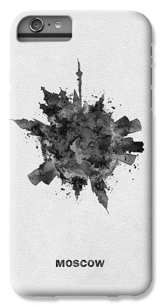 Black Skyround Art Of Moscow, Russia IPhone 7 Plus Case