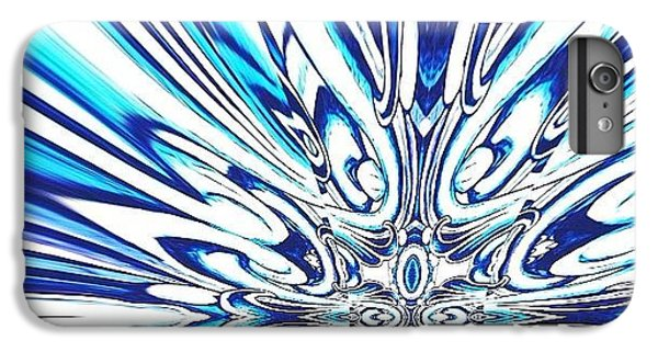 Blue And White Variations IPhone 7 Plus Case