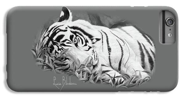 Blue Eyes - Black And White IPhone 7 Plus Case