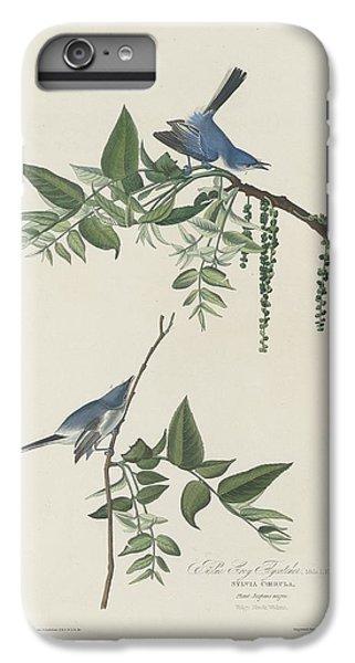 Flycatcher iPhone 7 Plus Case - Blue-grey Flycatcher by Dreyer Wildlife Print Collections