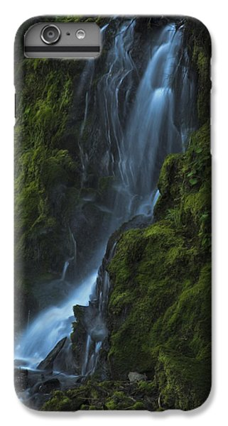 Blue Waterfall IPhone 7 Plus Case