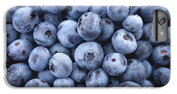 Blueberries IPhone 7 Plus Case by Happy Home Artistry