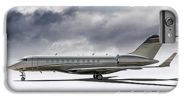 Jet iPhone 7 Plus Case - Bombardier Global 5000 by Douglas Pittman