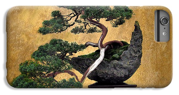 Bonsai 3 IPhone 7 Plus Case by Jessica Jenney