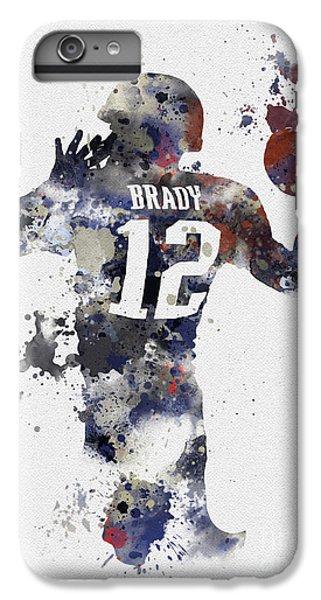 Brady IPhone 7 Plus Case by Rebecca Jenkins
