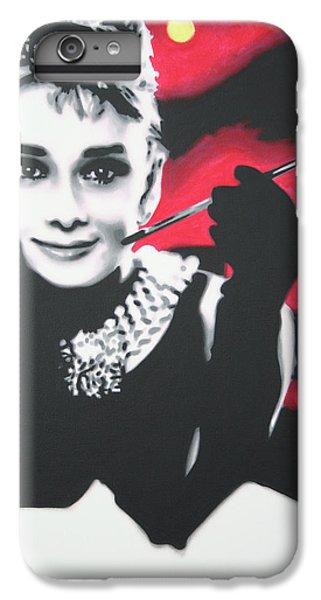Actors iPhone 7 Plus Case - Breakfast At Tiffany's by Hood alias Ludzska
