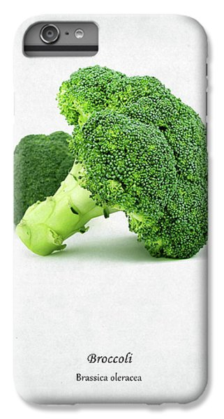Broccoli IPhone 7 Plus Case by Mark Rogan