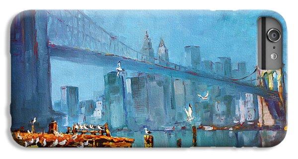 Brooklyn Bridge IPhone 7 Plus Case by Ylli Haruni