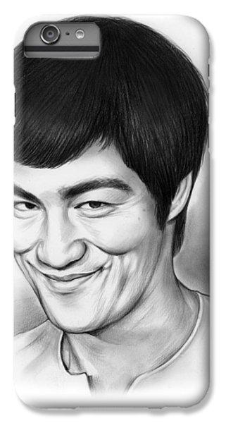 Bruce Lee IPhone 7 Plus Case by Greg Joens