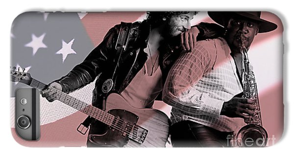 Bruce Springsteen Clarence Clemons IPhone 7 Plus Case