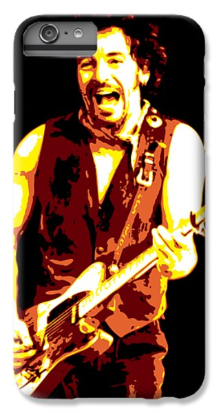 Bruce Springsteen iPhone 7 Plus Case - Bruce Springsteen by DB Artist