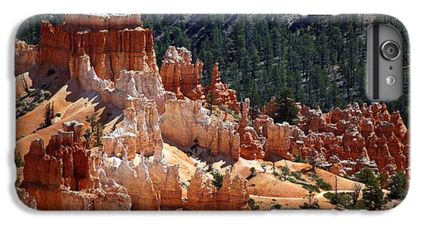 Mountain iPhone 7 Plus Case - Bryce Canyon  by Jane Rix