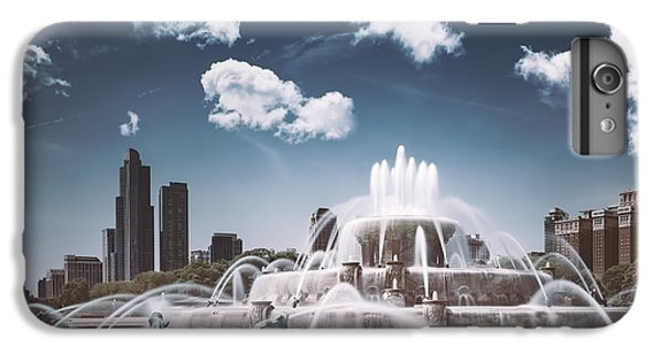 University Of Illinois iPhone 7 Plus Case - Buckingham Fountain by Scott Norris