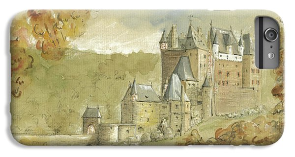 Burg Eltz Castle IPhone 7 Plus Case by Juan Bosco