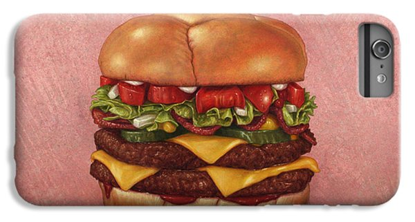 Burger IPhone 7 Plus Case