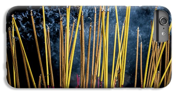 Burning Joss Sticks IPhone 7 Plus Case