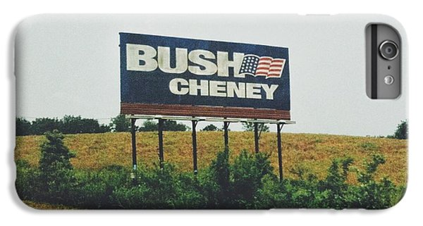 Bush Cheney 2011 IPhone 7 Plus Case by Dylan Murphy