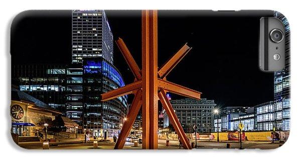 IPhone 7 Plus Case featuring the photograph Calling After Sundown by Randy Scherkenbach