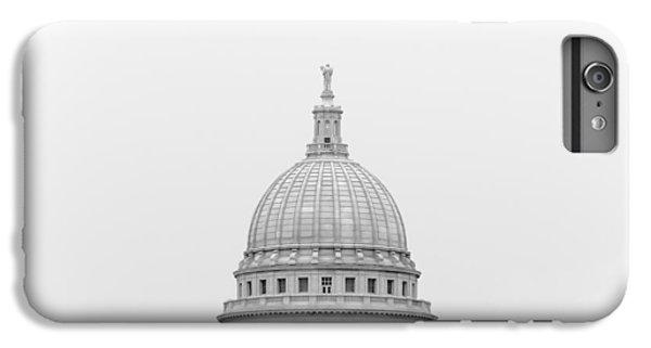 Capitol Building iPhone 7 Plus Case - Capitol Cloud by Todd Klassy