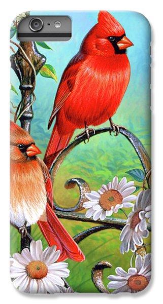 Cardinal Day 3 IPhone 7 Plus Case