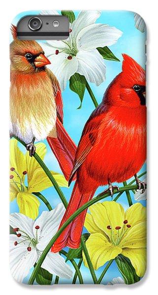 Cardinal Day IPhone 7 Plus Case