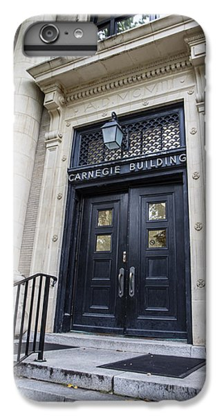 Carnegie Building Penn State  IPhone 7 Plus Case
