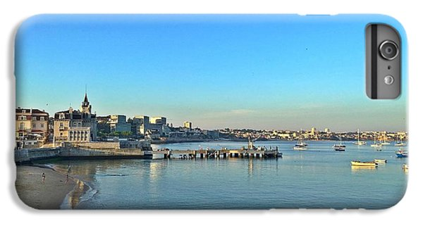 iPhone 7 Plus Case - Cascais Marina by Onthe Runaway