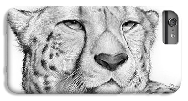 Cheetah iPhone 7 Plus Case - Cheetah by Greg Joens