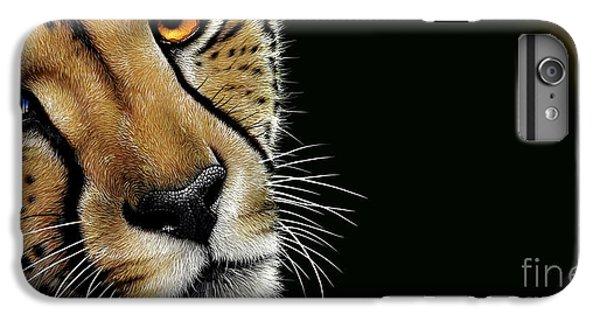 Cheetah iPhone 7 Plus Case - Cheetah by Jurek Zamoyski