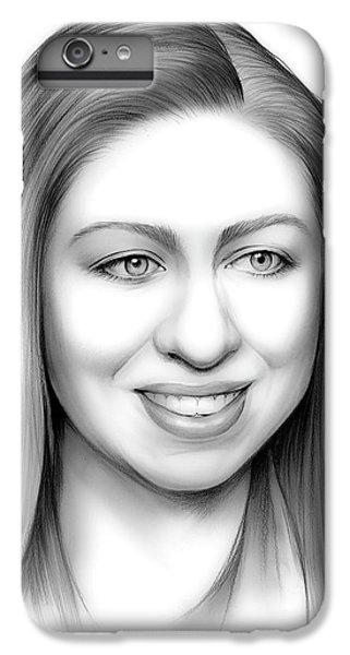Chelsea Clinton IPhone 7 Plus Case by Greg Joens