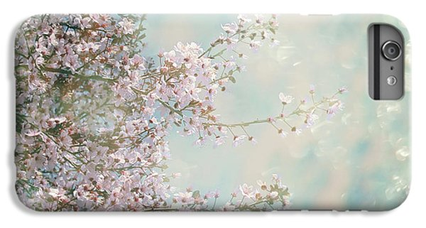 IPhone 7 Plus Case featuring the photograph Cherry Blossom Dreams by Linda Lees
