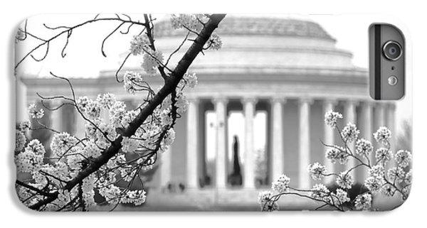 Cherry Tree And Jefferson Memorial Elegance  IPhone 7 Plus Case