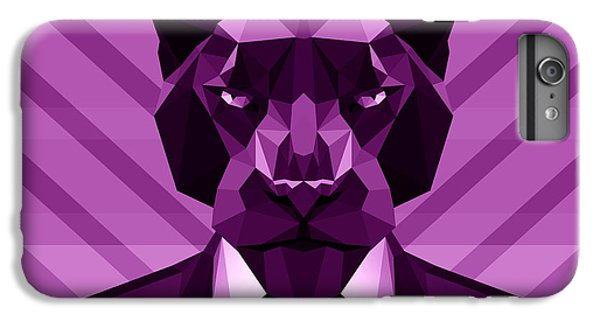 Chevron Panther IPhone 7 Plus Case