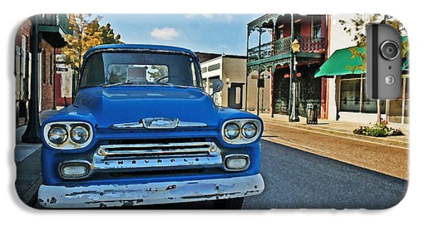 Shrimp Boats iPhone 7 Plus Case - Chevy On Dauphin by Michael Thomas