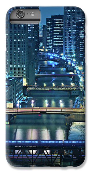 Sears Tower iPhone 7 Plus Case - Chicago Bridges by Steve Gadomski