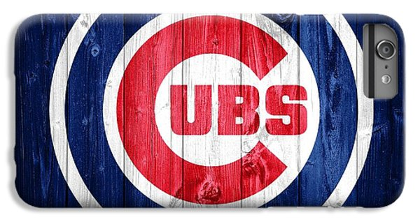 Wrigley Field iPhone 7 Plus Case - Chicago Cubs Barn Door by Dan Sproul