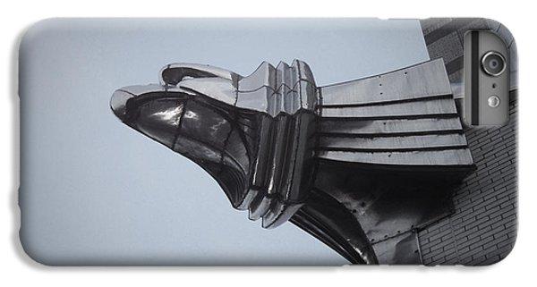 Chrysler Building Detail IPhone 7 Plus Case by Naxart Studio