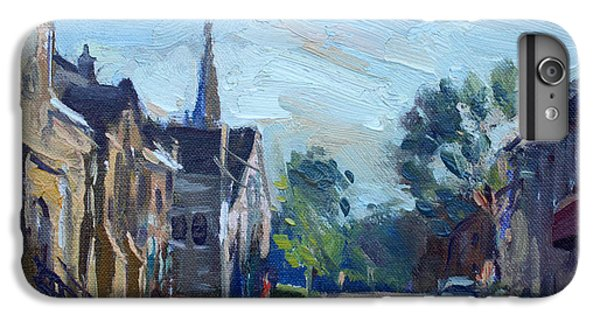 Georgetown iPhone 7 Plus Case - Churche In Downtown Georgetown On by Ylli Haruni
