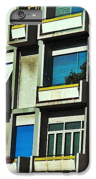 City Balconies IPhone 7 Plus Case by Silvia Ganora