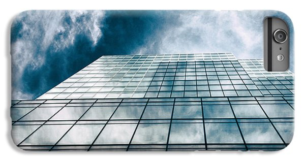 IPhone 7 Plus Case featuring the photograph City Sky Light by Jessica Jenney