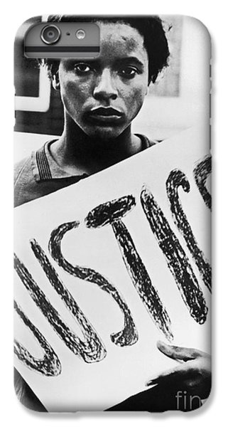 Civil Rights, 1961 IPhone 7 Plus Case by Granger