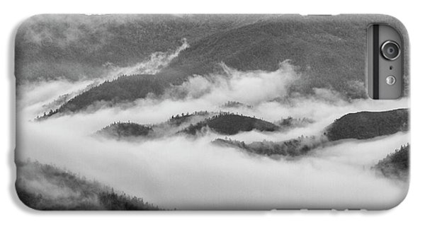 IPhone 7 Plus Case featuring the photograph Clouds In Valley, Sa Pa, 2014 by Hitendra SINKAR