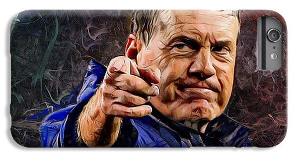 Coach Bill Belichick IPhone 7 Plus Case