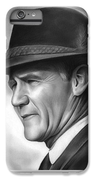 Dallas iPhone 7 Plus Case - Coach Tom Landry by Greg Joens
