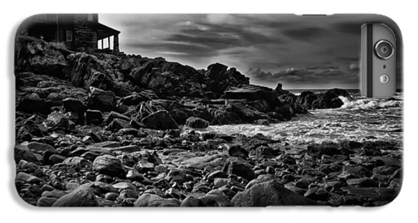 Coastal Home  Kennebunkport Maine IPhone 7 Plus Case by Bob Orsillo