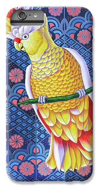 Cockatoo IPhone 7 Plus Case by Jane Tattersfield